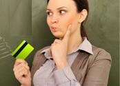 Вопросы по кредитным картам